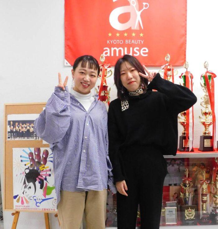 中谷さん&横山さん